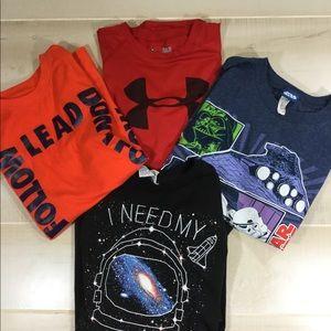 Boys Large T-shirt EUC Bundle